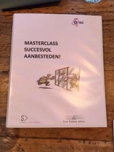 Masterclass Succesvol Aanbesteden
