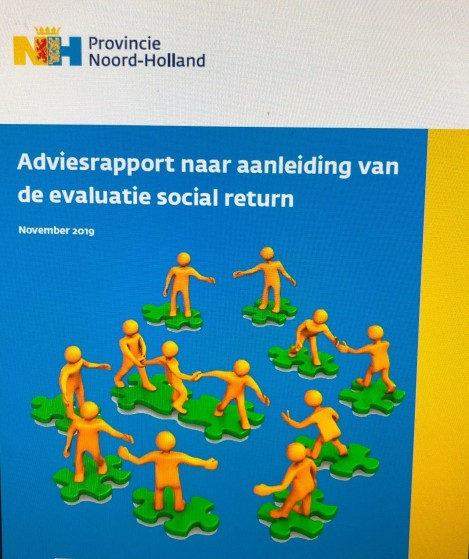 adviesrapport evaluatie social return